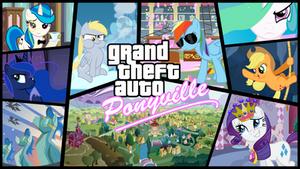Grand Theft Auto: Ponyville HD
