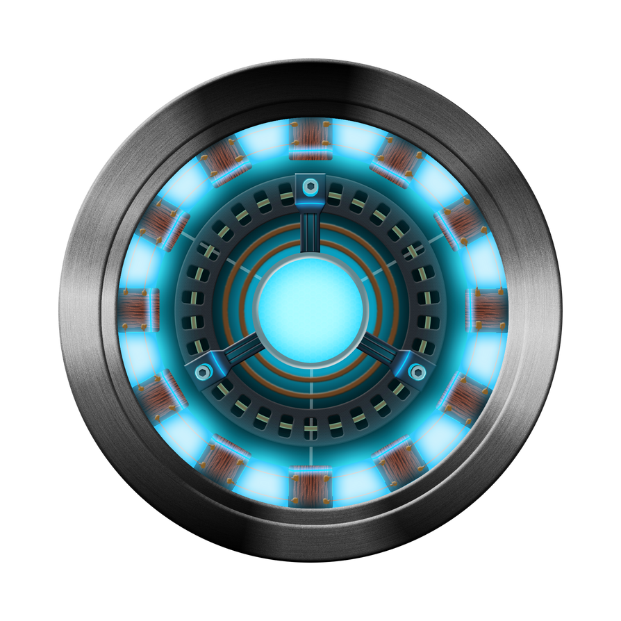 Iron Man Arc Reactor by ikonradx on DeviantArt