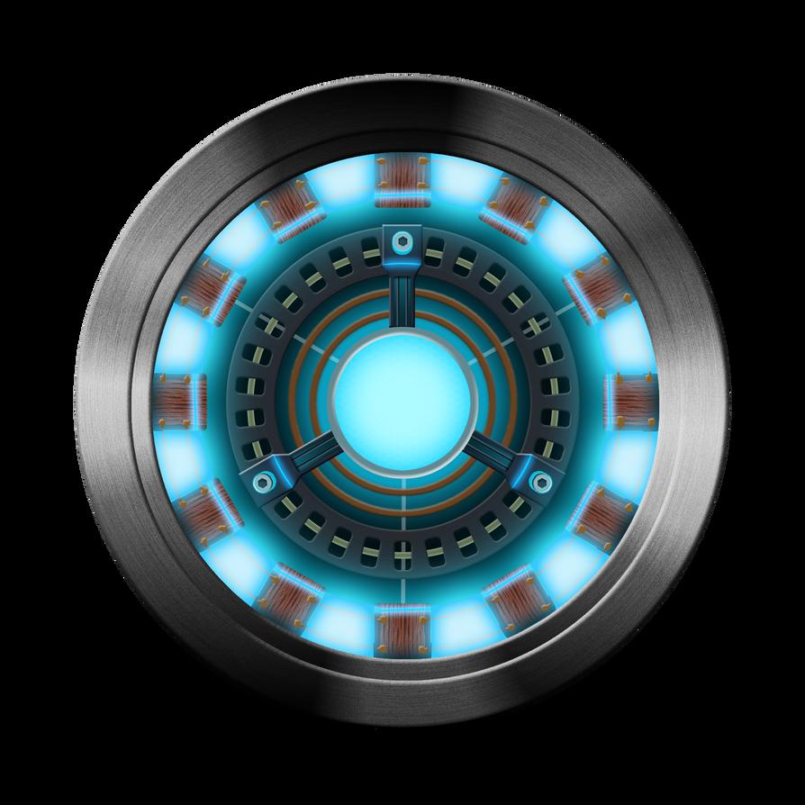 Iron Man Arc Reactor by ikonradx on DeviantArt