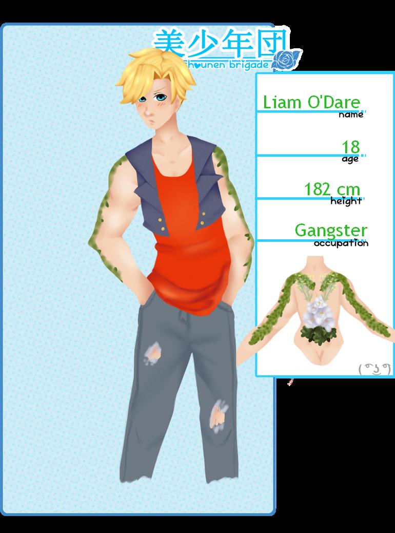BD App: Liam O'Dare by Mediarama