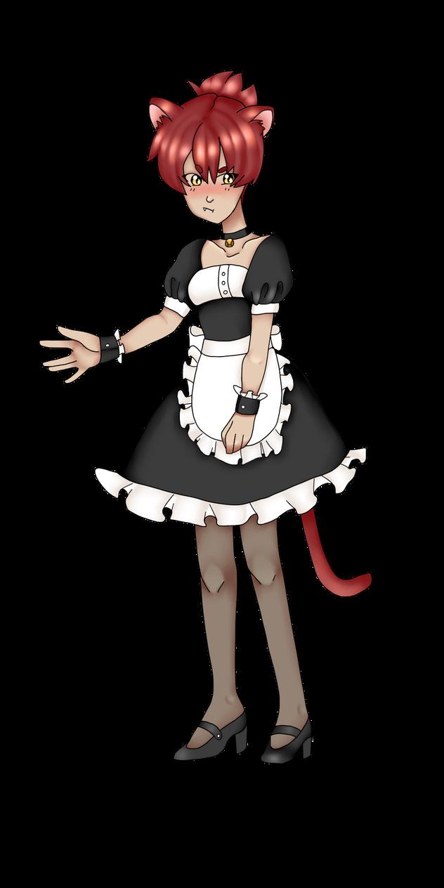Cat Maid by Mediarama