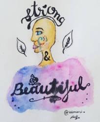 Strong And Beautiful, by SalmonRui