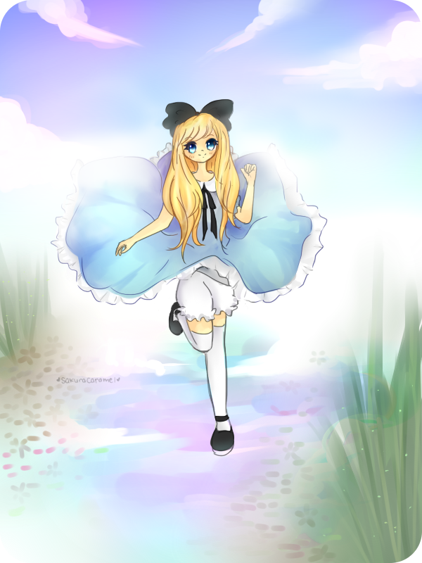 Alice by sakuracaramel