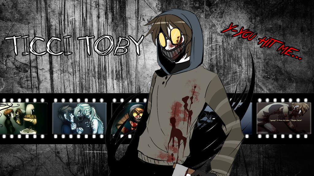 Ticci Toby by Qwaserathos on DeviantArt