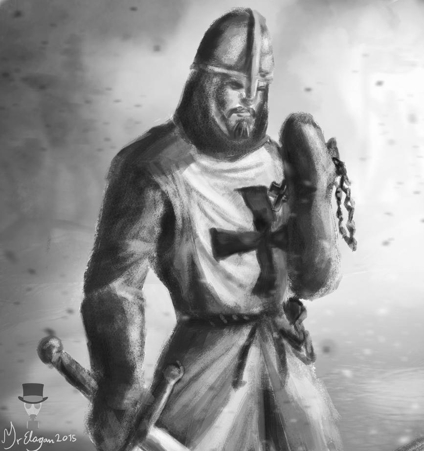 Lonesome Crusader by MrElagan