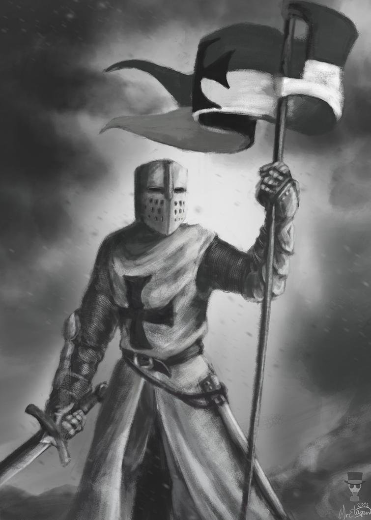 Soldiers, arise! by MrElagan
