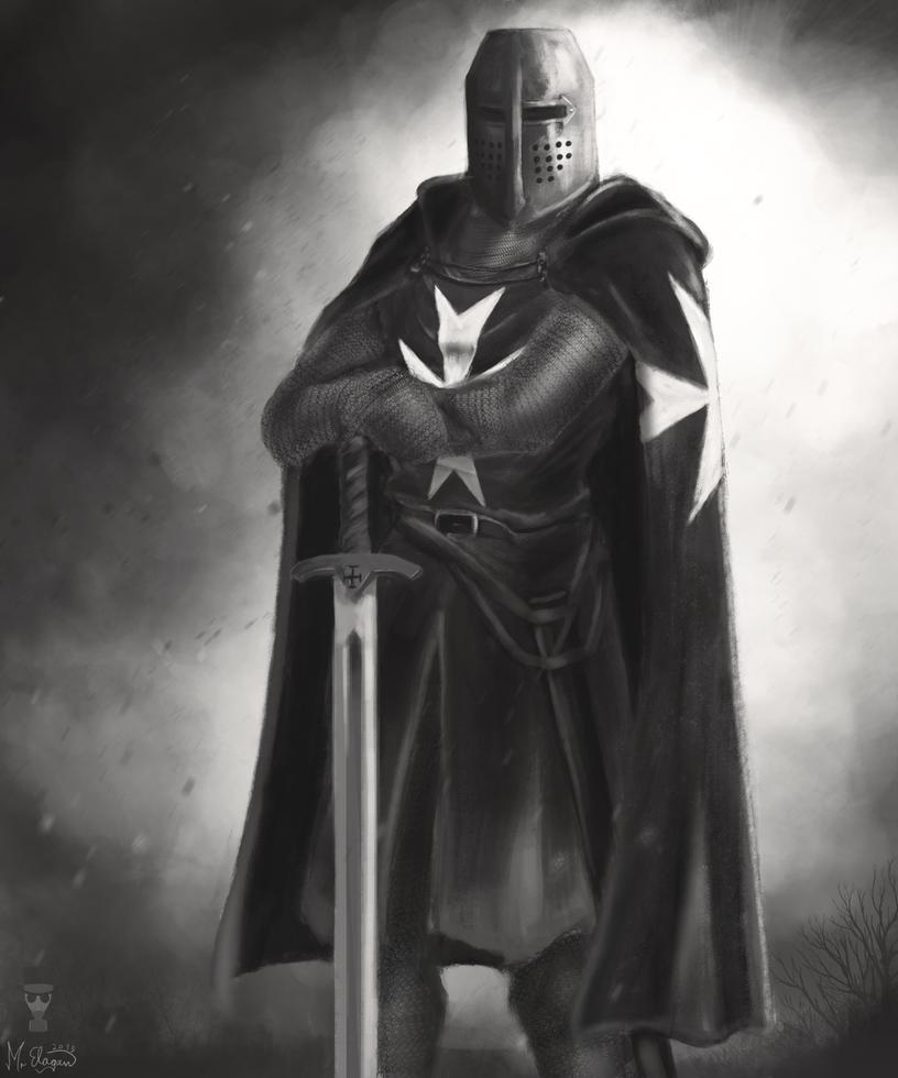 the knights templat - knights hospitaller by mrelagan on deviantart