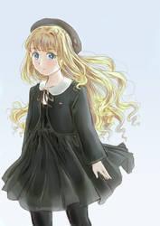 Nanami Nanase by naniramone