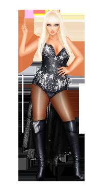 Christina Aguilera Dolls by Krloz Xtina_amas_2012_performance_by_krlozaguilera-d5m24zo