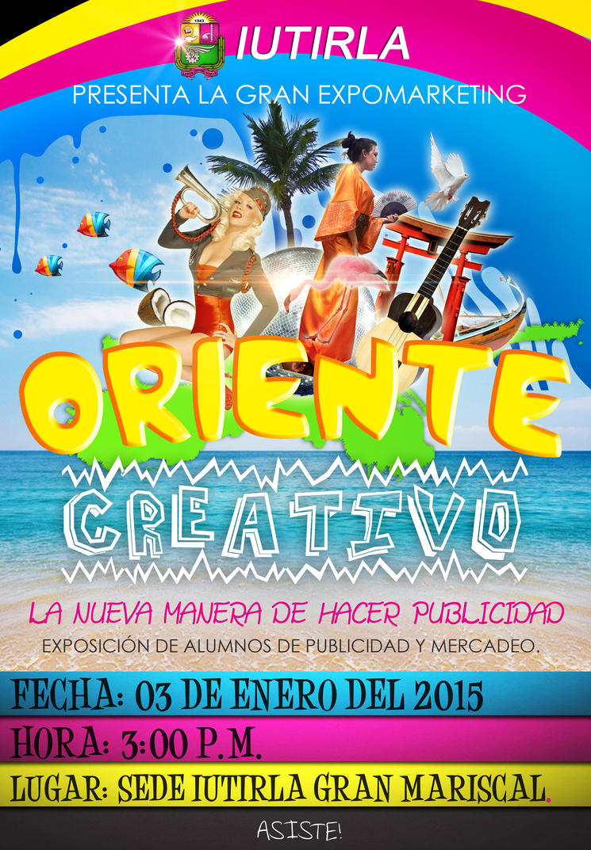 Oriente Creativo by krlozaguilera