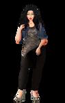 Xtina as Jade St. Jhon Nashville