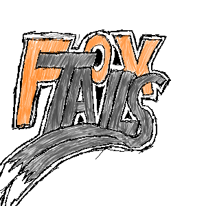 Fox Tails logo by Adgi-in-the-darkness