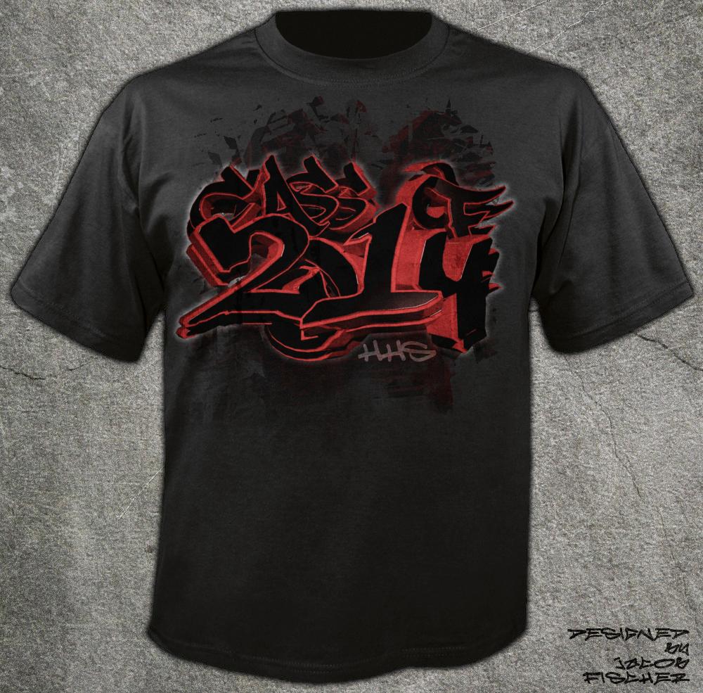 Design t shirt for class -  Class Of 2014 T Shirt Design By J22fish15