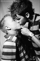 Seb and Steve by DravenSeb