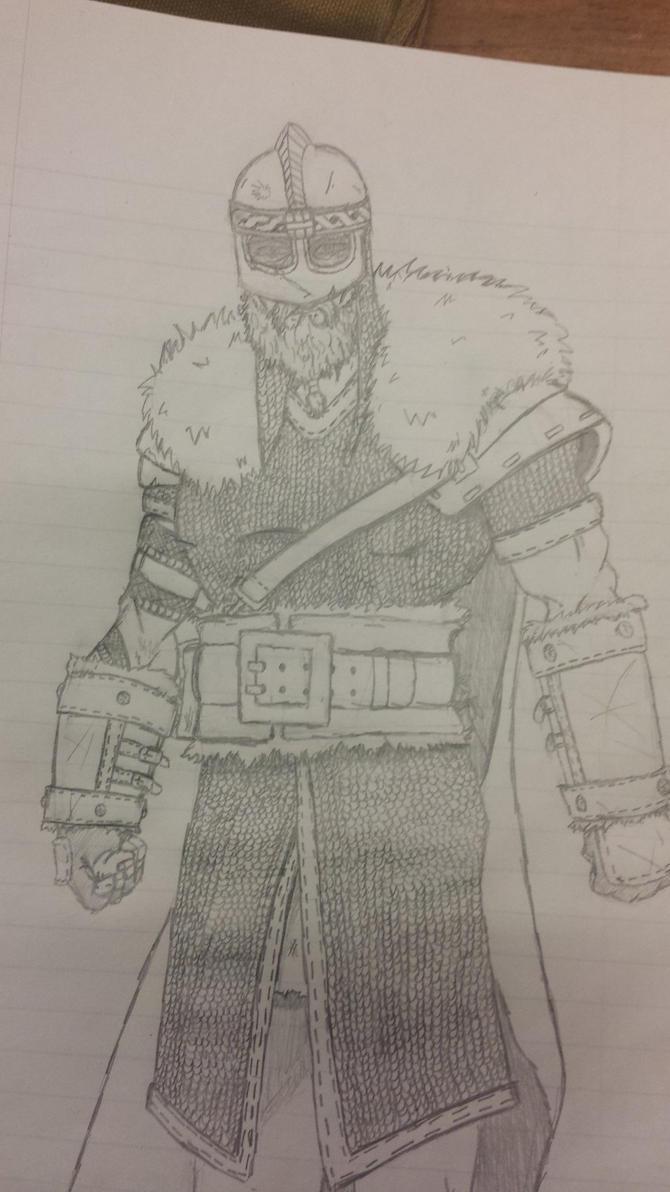 Bjorn Ironheart by TreyzillasaurusRex