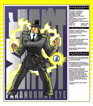 Mr. Myst -Paranormal Eye-