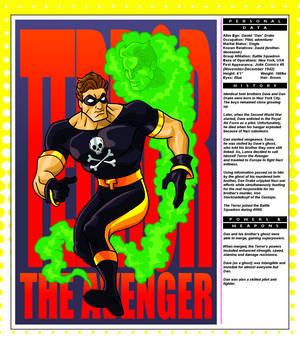 Terror the Avenger