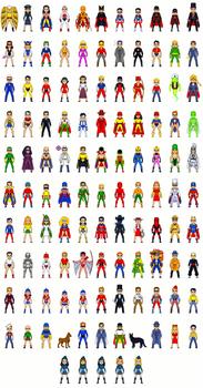 Who's Who in Earth-164