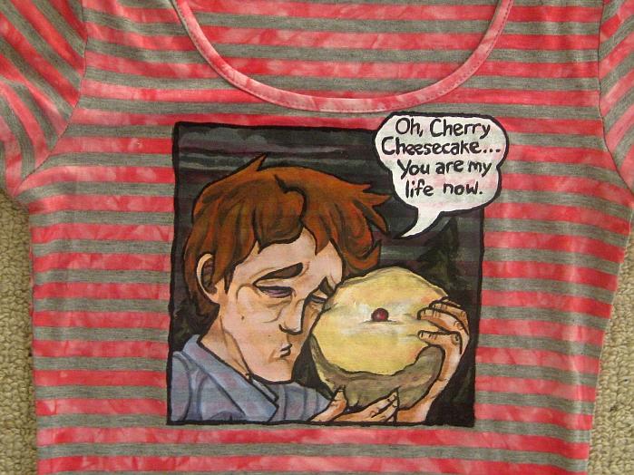 Cherry Cheesecake by RohanElf
