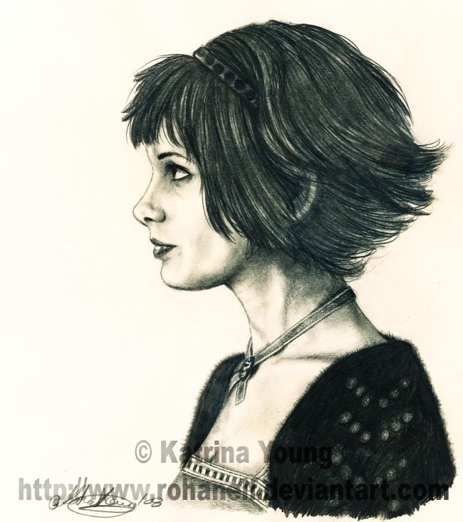 Ashley Greene's Alice by RohanElf