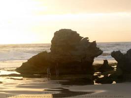 Beach Strole by RohanElf