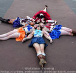 Steampunk Sailor Circle