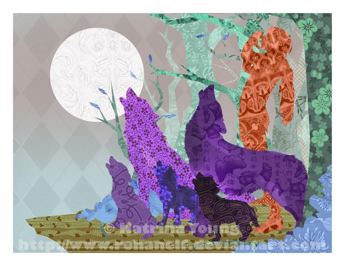 Moon Tribe by RohanElf