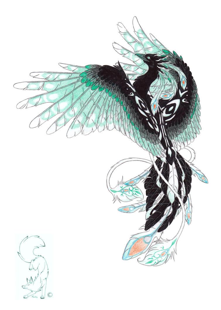 Tinus Phoenixgestalt by FuchsXIII