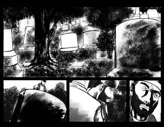 Page Out Of Blackmouth Issue. 2