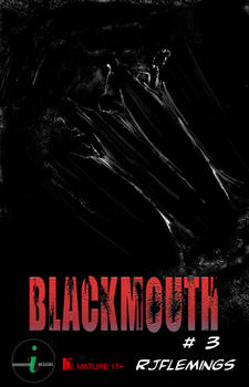 Blackmouth Issue 3 Frontcover Copy