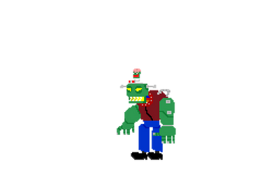 dr zomboss robot by math-pixel-art