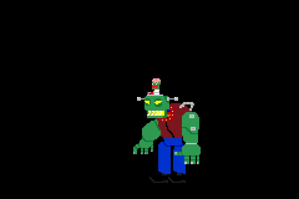 dr zomboss robot by math-pixel-art on DeviantArt
