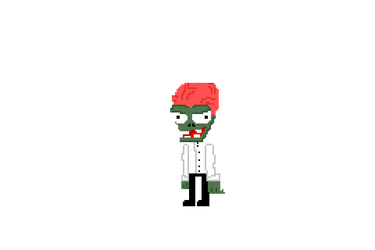 dr zomboss by math-pixel-art