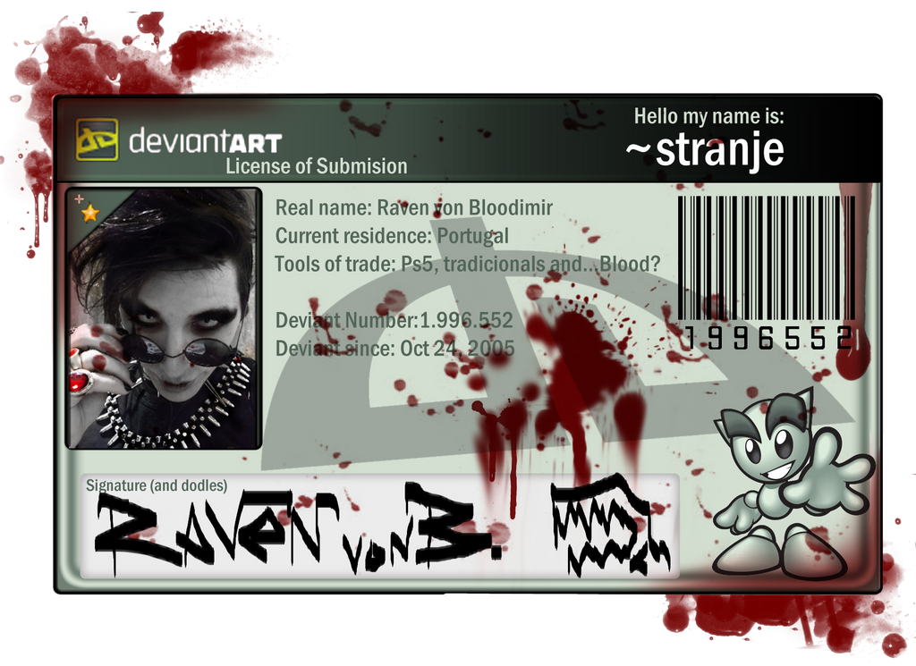 RavenVonBloodimir's Profile Picture