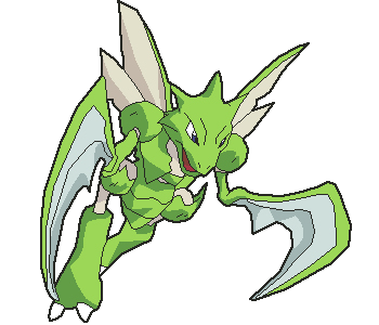 scyther 2 pokemon - photo #42