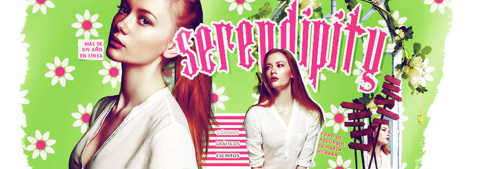 Serendipity | Header by sandranoqui