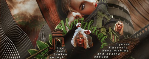 Heartbreaks | Signature by sandranoqui