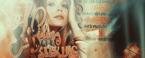 Hiding and Seeking | Signature by sandranoqui
