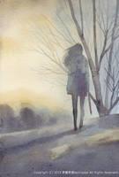 Twilight by kaori125