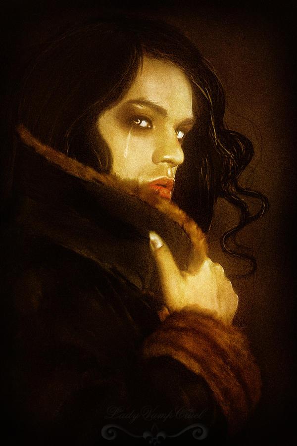 Asgaelh en cuadro by LilithVonCarter