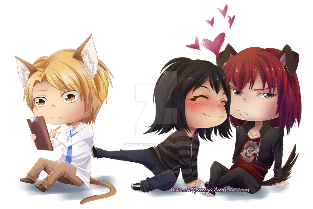 Dogs are better than cats by KaitouHyuuga