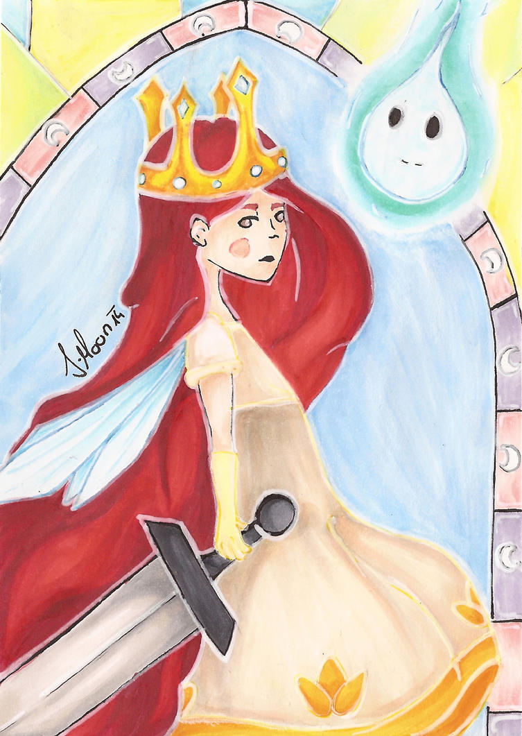 Child of Light - Aurora by mooni-01