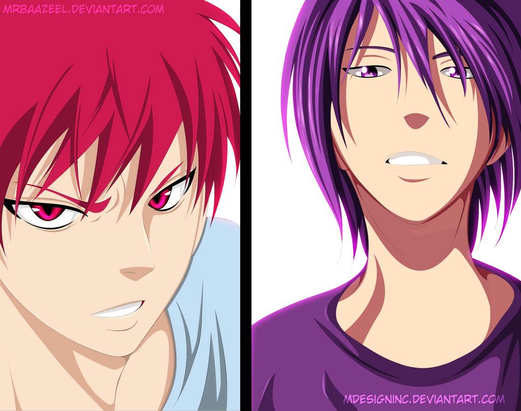 Akashi and Mura...
