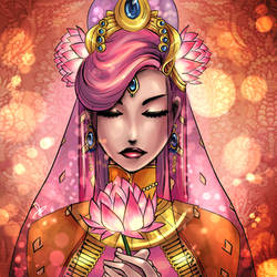 Parvati by Hannah515