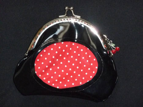 purse Mesdames Coquelicots