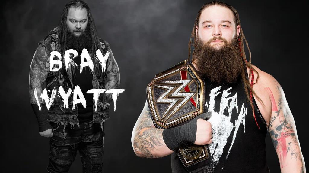 Bray Wyatt by CRayChosen1