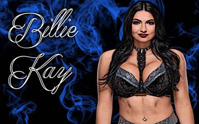 Billie Kay by CRayChosen1