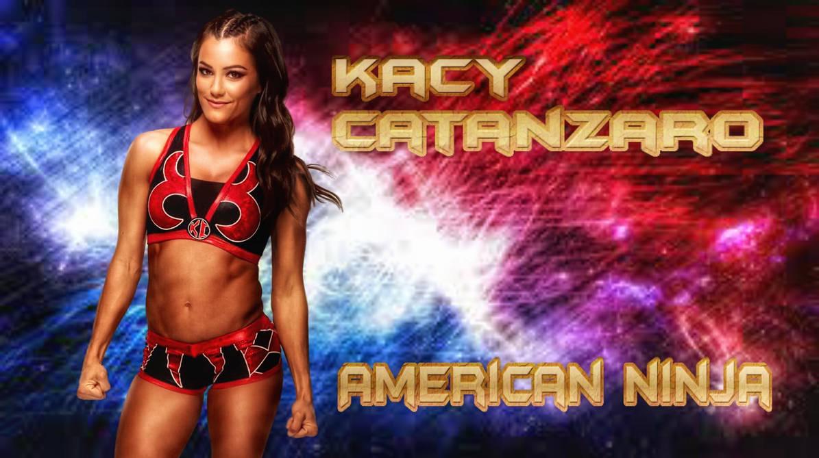 Kacy Catanzaro: American Ninja by CRayChosen1
