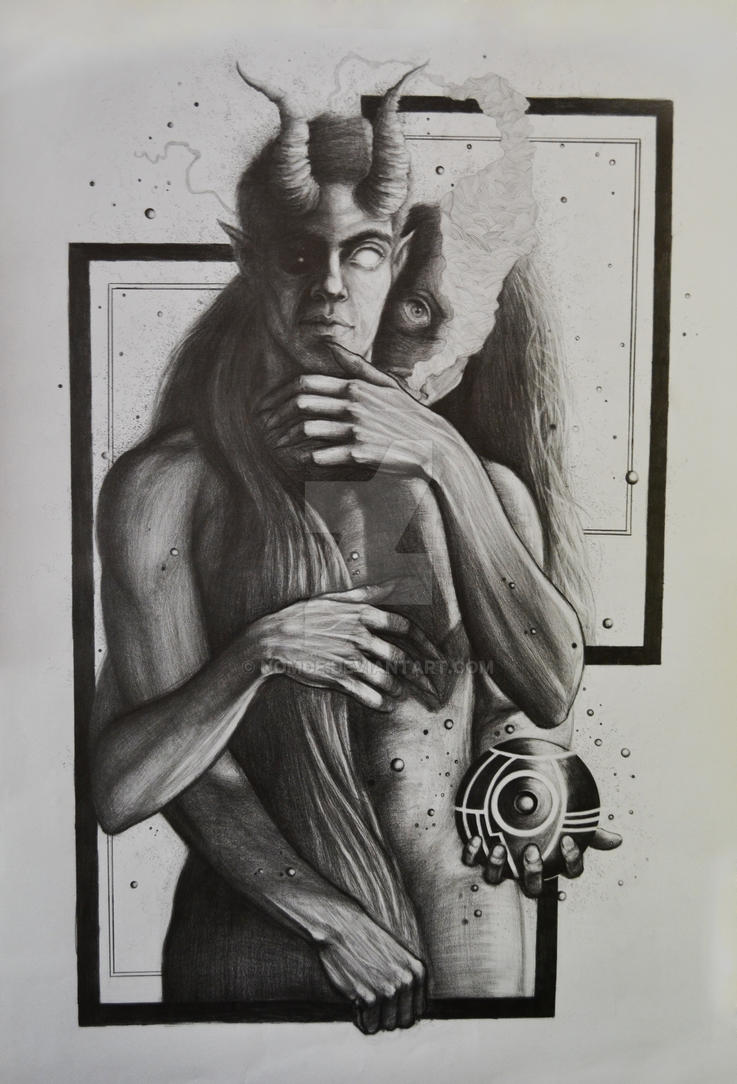Ego sum Deus by Nomde