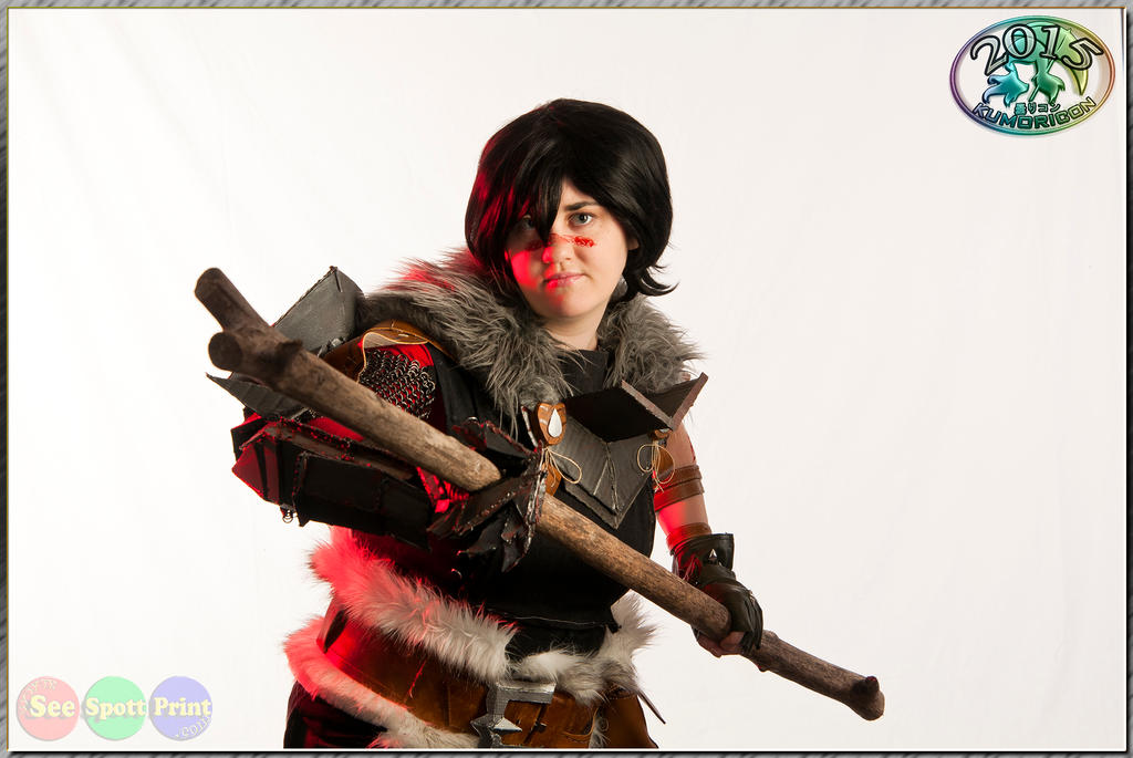 Mage Hawke Cosplay by Sadict
